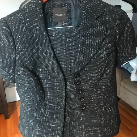 The Limited Jackets & Blazers - Short sleeved suit jacket (and pants)